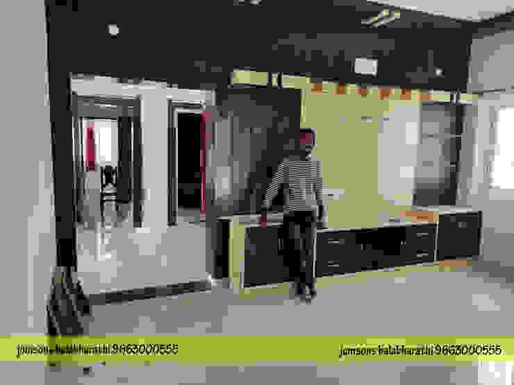 Balabahrathi interior design Hindupur 9663000555 balabharathi pvc interior design Multimedia roomFurniture Plastic Wood effect