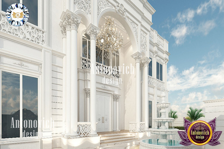 LUXURY ANTONOVICH DESIGN – BESPOKE ARCHITECTURE AND INTERIOR DEISGN COMPANY Luxury Antonovich Design Multi-Family house
