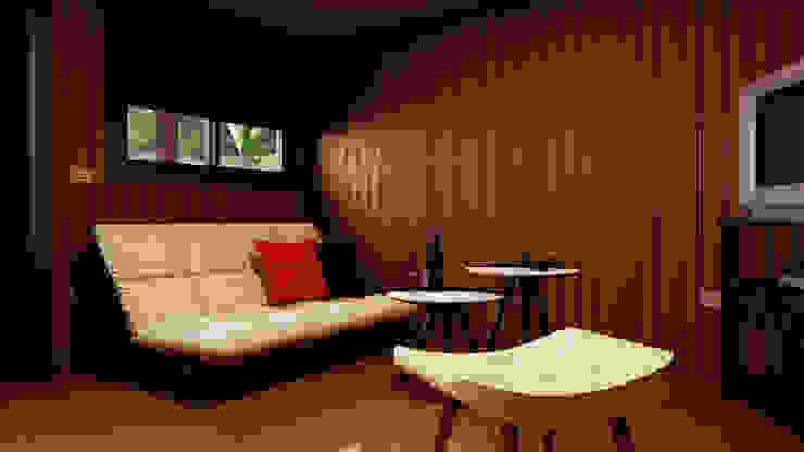 PIN Arquitetura Living room