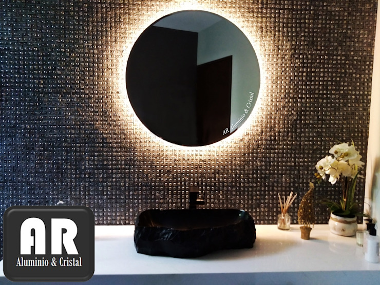 AR ALUMINIO & CRISTAL HouseholdAccessories & decoration Kaca