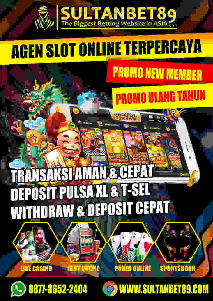 SULTANBET89: Game Slot Online Jackpot Terbesar SULTANBET89 | Agen Slot Online Terbaik dan Terpercaya 2021