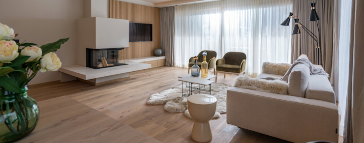 The coziest and relaxing home decoration with our lighting pieces DelightFULL Modern Living Room