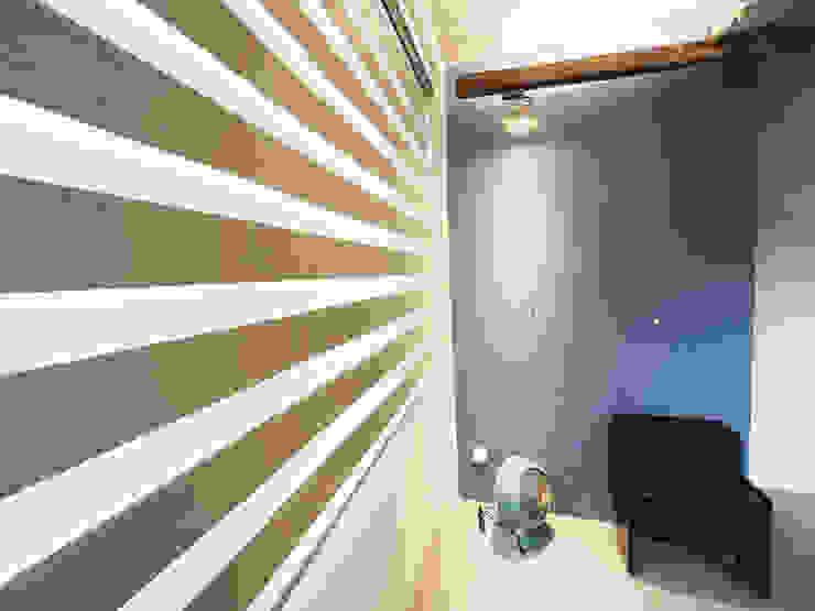 充滿清新氛圍的森林系居家|蜂巢簾・斑馬簾・鋁百葉簾・實木百葉簾 MSBT 幔室布緹 Modern style bedroom Beige