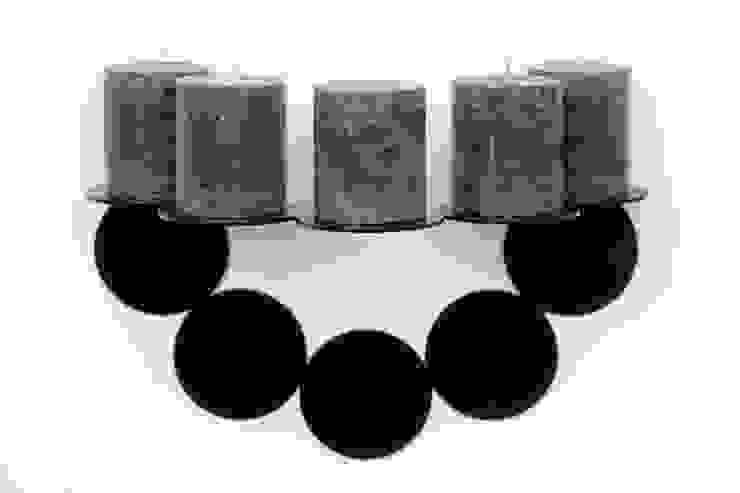 Dutch Duo Design SoggiornoAccessori & Decorazioni Ferro / Acciaio Nero