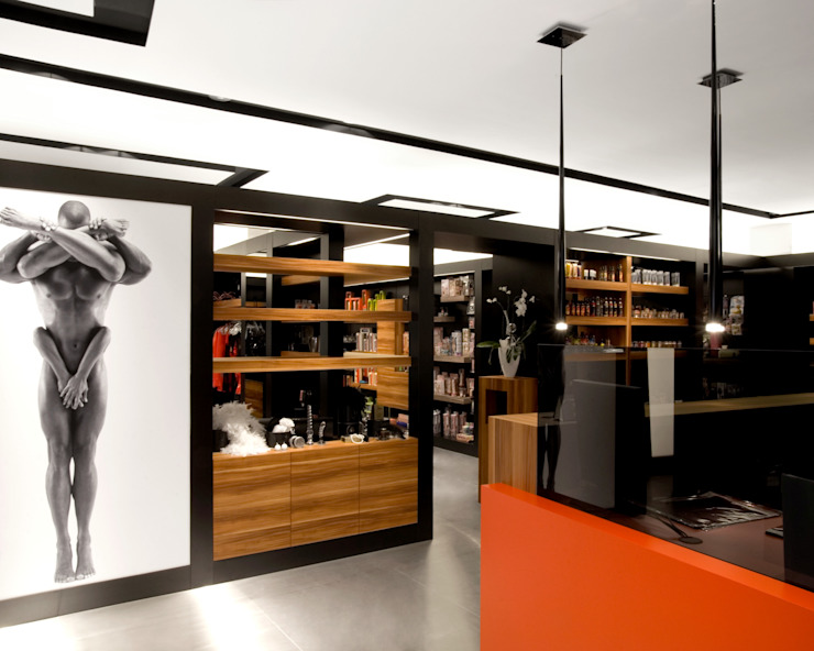 MANUEL TORRES DESIGN Commercial Spaces Wood Wood effect