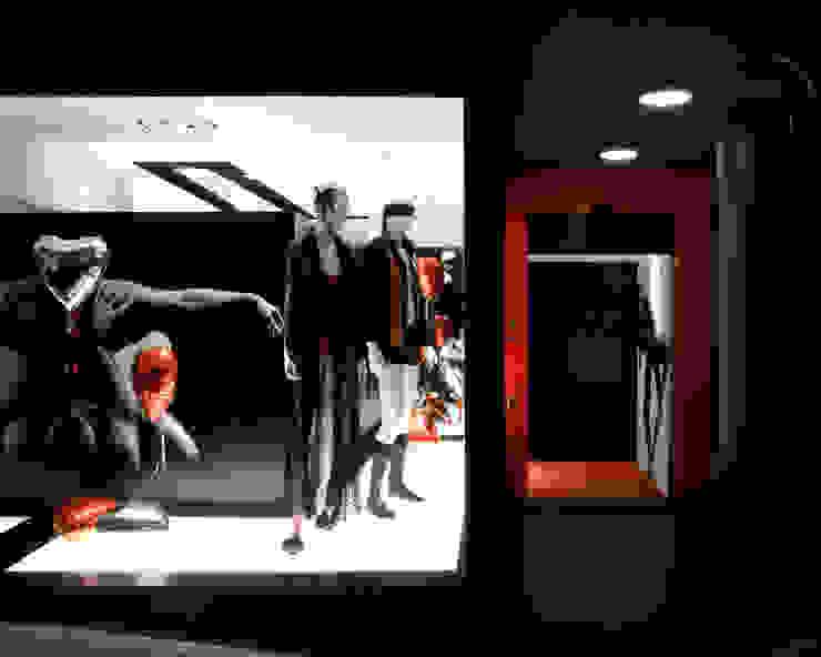 MANUEL TORRES DESIGN Commercial Spaces Glass Transparent