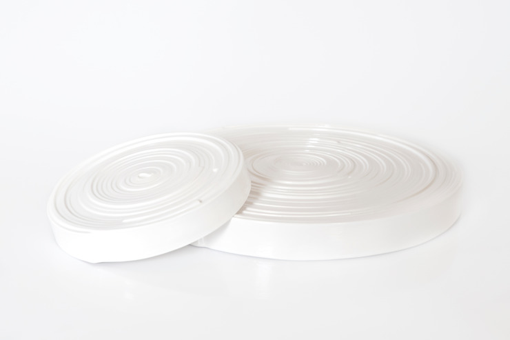 Dutch Duo Design SoggiornoAccessori & Decorazioni Ceramiche Bianco