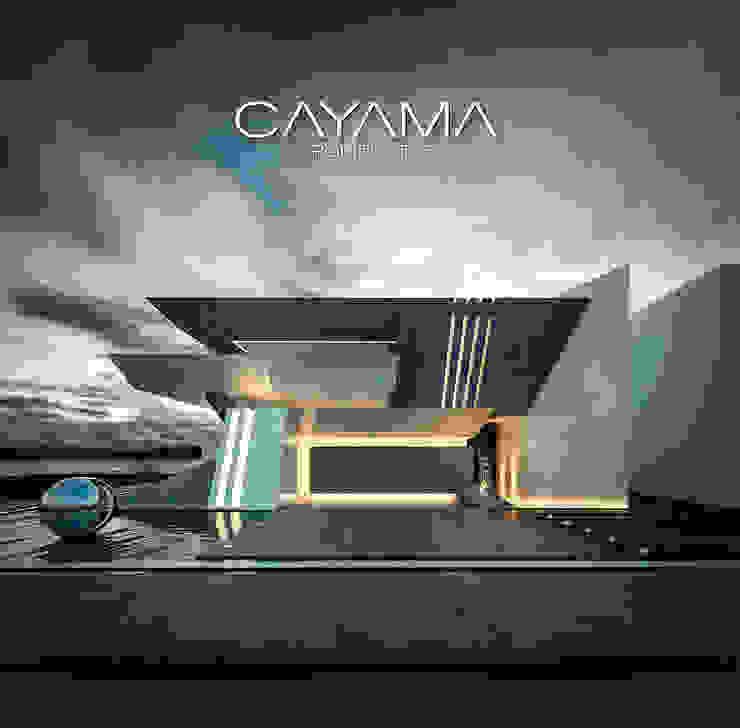 Proyecto de Arquitectura | Cayama Arquitectos | Valencia, Venezuela Cayama Arquitectos Casas unifamiliares