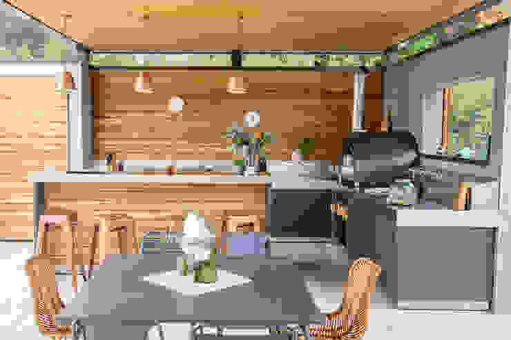 Alfa Forni Balconies, verandas & terraces Furniture