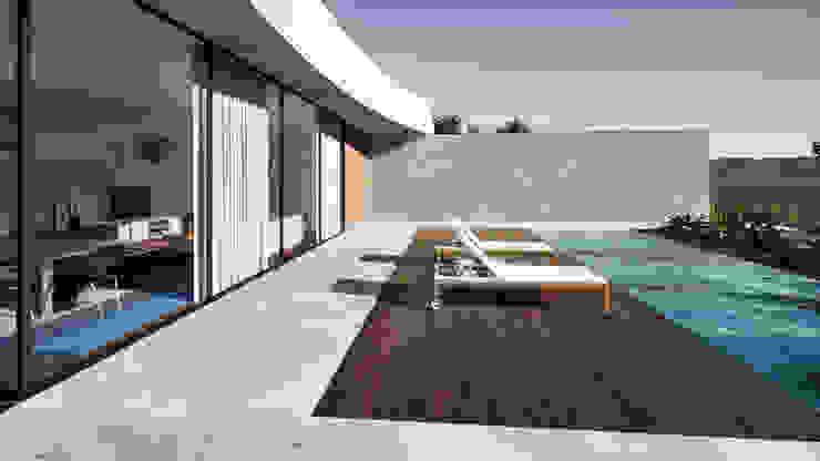 Casa Argoncilhe Esboçosigma, Lda Casas modernas