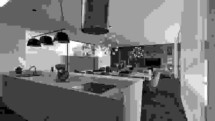 Casa Marco Esboçosigma, Lda Salas de jantar modernas