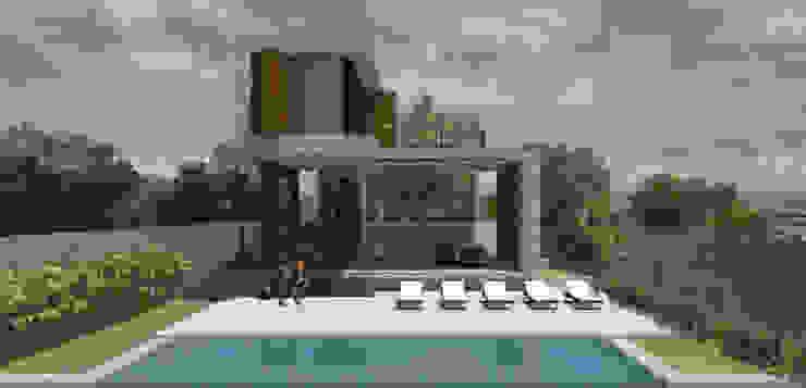 RAWI Arquitetura + Design อาคารสำนักงาน