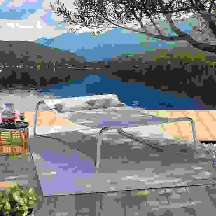 Die All-in-ONE Lösung heißt DIVAN CrazyChair Hängematten Moderner Balkon, Veranda & Terrasse