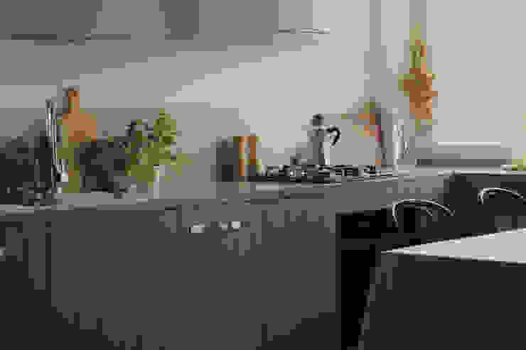 JENO Pracownia Projektowania Naturalnego Kitchen