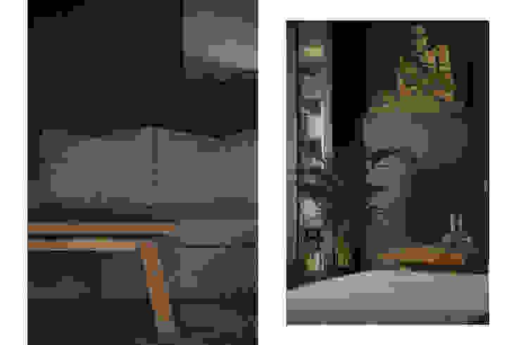 JENO Pracownia Projektowania Naturalnego Living room