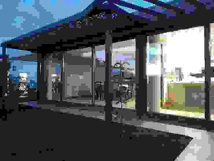 Dario Basaldella Arquitectura Garden Greenhouses & pavilions Metal Grey