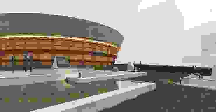 Manisa Panorama Müzesi – Konsept Proje VERO CONCEPT MİMARLIK Modern Müzeler