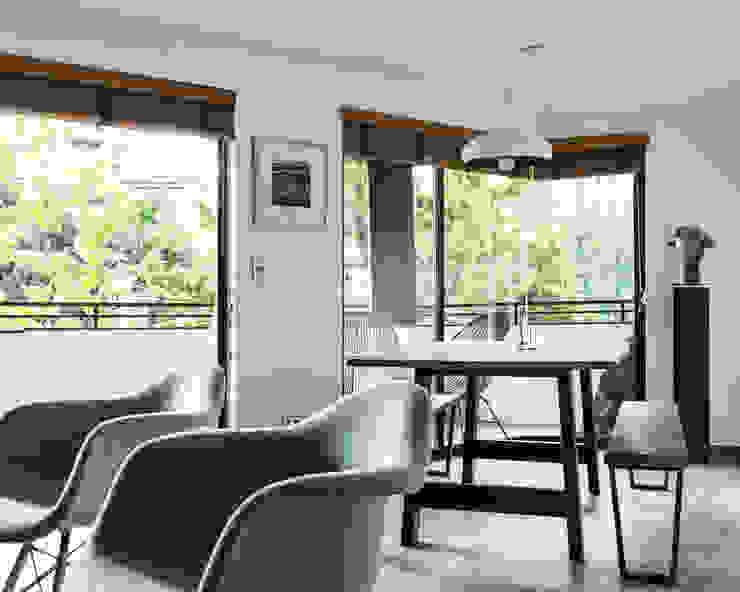 Depto Karmy trama arquitectos Casas unifamiliares