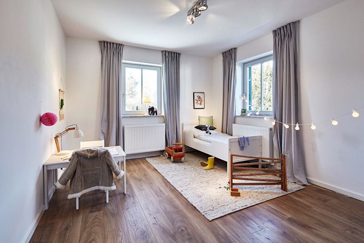 Home Staging Bavaria Nursery/kid's roomBeds & cribs Wood White