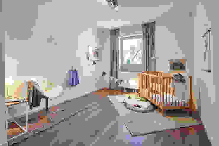 Home Staging Bavaria Nursery/kid's roomBeds & cribs Wood Beige