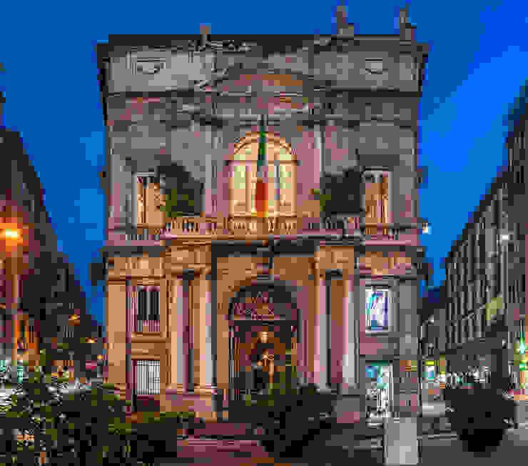 Palazzo Doria D'Angri MULTIFORME® lighting Case classiche
