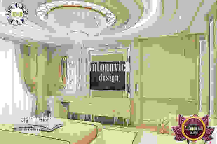 AMAZING BEDROOM INTERIOR DESIGN BY LUXURY ANTONOVICH DESIGN Luxury Antonovich Design Classic style bedroom