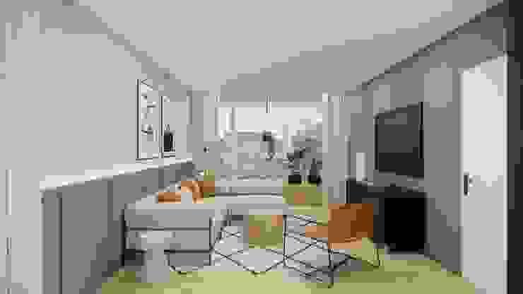 gemütliches Wohnzimmer Innenarchitektur Federleicht Skandinavische Wohnzimmer