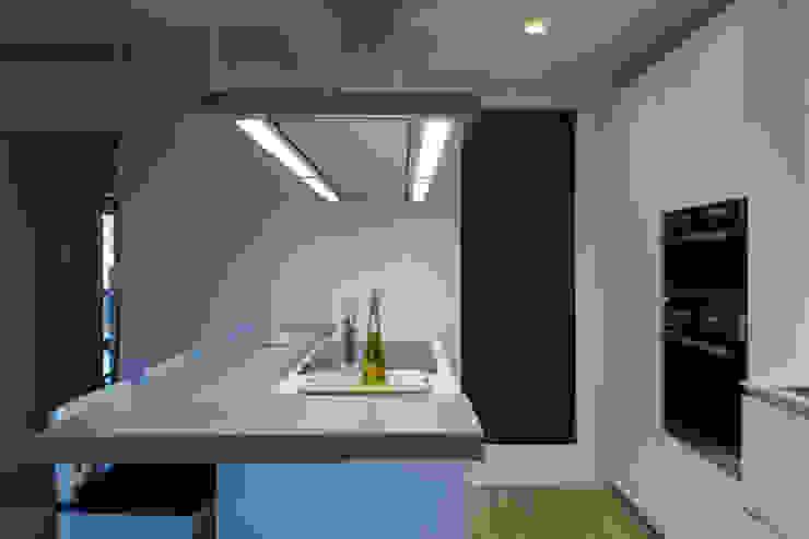 zero6studio - Studio Associato di Architettura Built-in kitchens