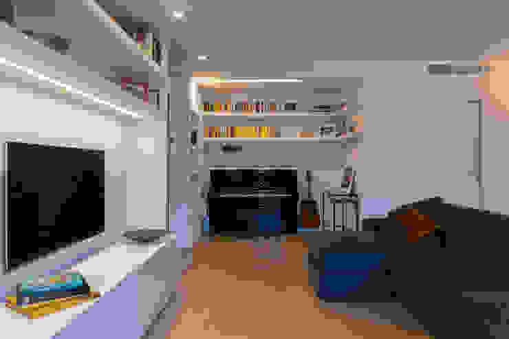 zero6studio - Studio Associato di Architettura Living room