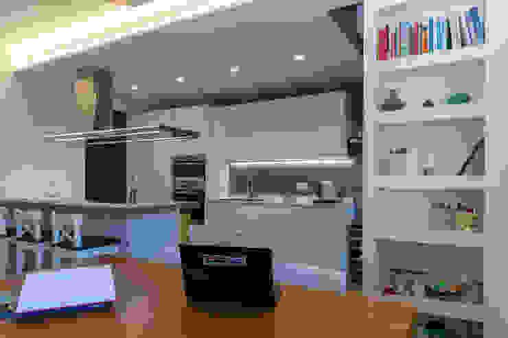 zero6studio - Studio Associato di Architettura Modern dining room