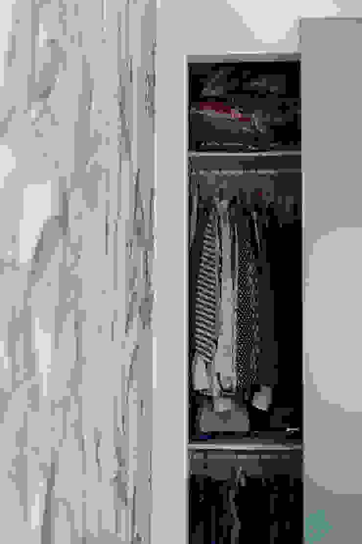 zero6studio - Studio Associato di Architettura Chambre moderne Vert