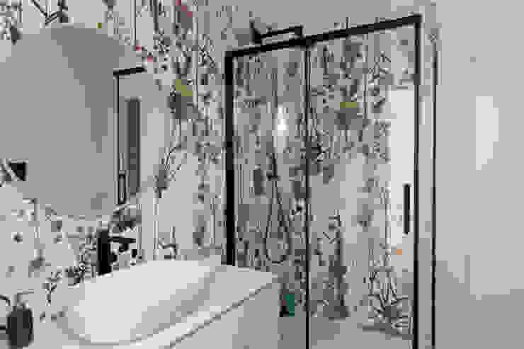 zero6studio - Studio Associato di Architettura Salle de bain moderne