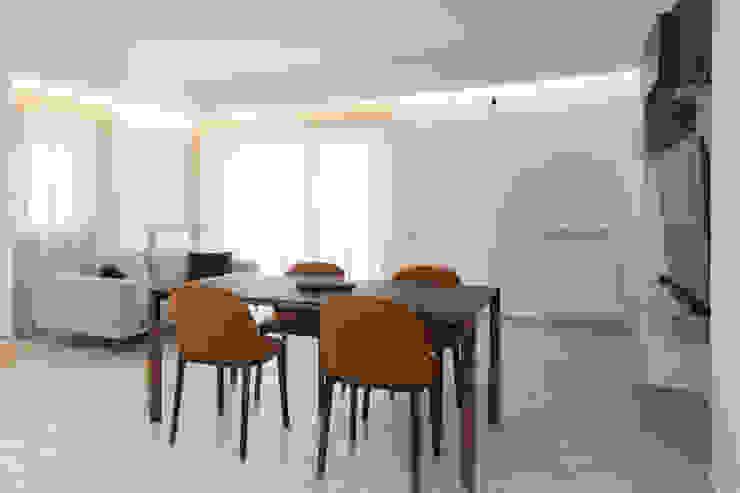 zero6studio - Studio Associato di Architettura Salle à manger moderne