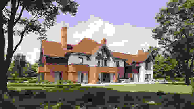 Substantial residences in Kent David James Architects & Partners Ltd Casa rurale