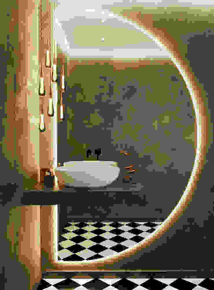 Санузел Студия дизайна ROMANIUK DESIGN Ванная в классическом стиле