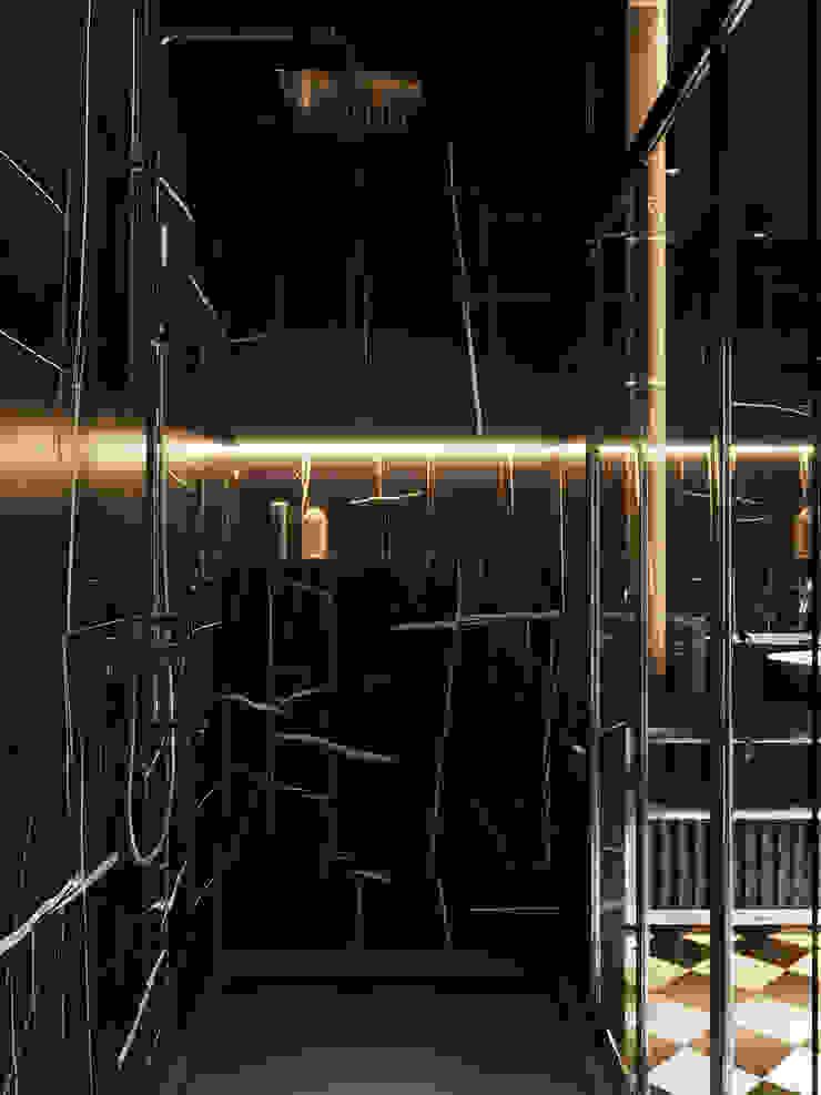 Спальня Студия дизайна ROMANIUK DESIGN Ванная в классическом стиле