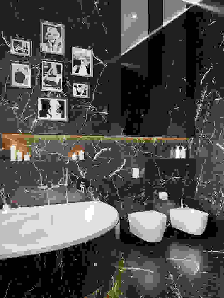 Ванная Студия дизайна ROMANIUK DESIGN Ванная в классическом стиле