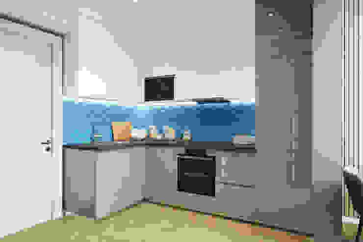 Студия дизайна ROMANIUK DESIGN Kitchen
