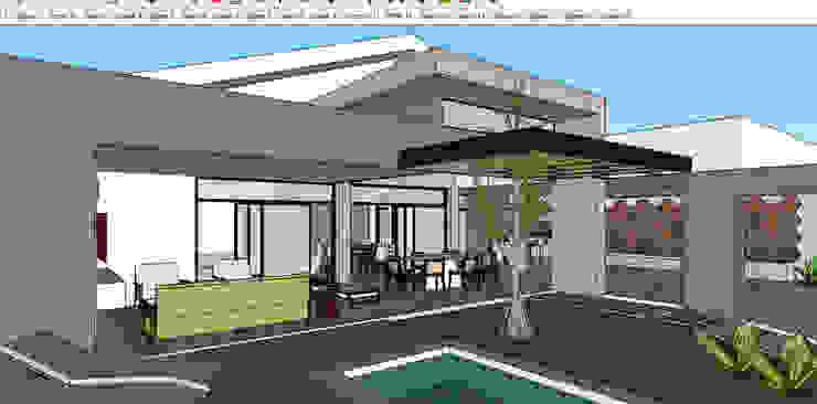 Tirar férias na própria casa Carmela Design Varandas