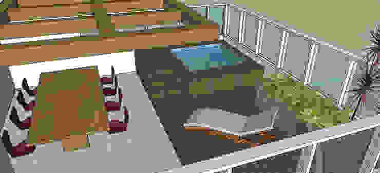 Tirar férias na própria casa Carmela Design Banheiras de hidromassagem