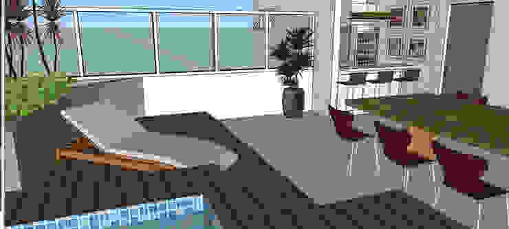 Tirar férias na própria casa Carmela Design Moradias