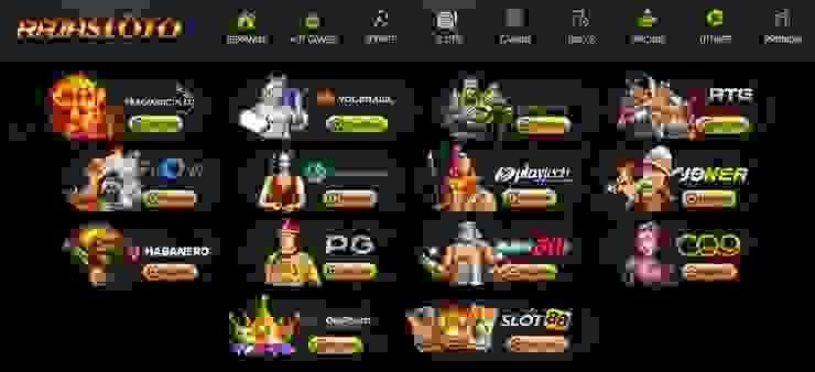 Situs Judi Slot Online Terbaik Uang Asli Rajasloto