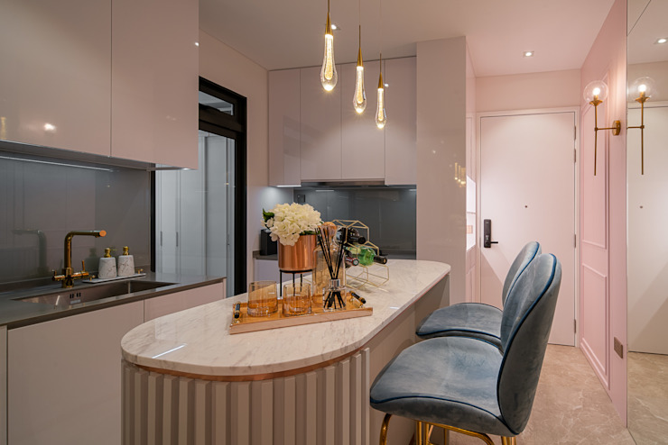 Artra Mr Shopper Studio Pte Ltd Scandinavian style kitchen