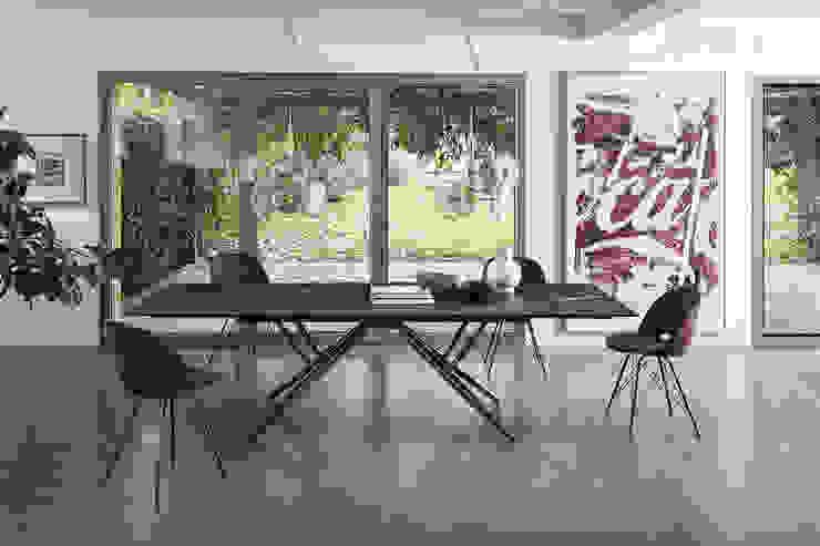 Tavolo moderno in marmo TopArredi Sala da pranzo moderna