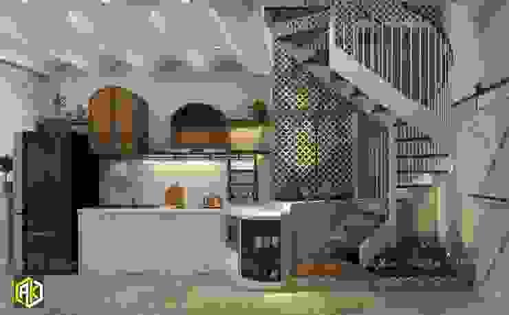 Thiết kế cải tạo nhà chị Liên, Nhà Bè, Hồ Chí Minh Công ty TNHH Tư vấn thiết kế xây dựng An Khoa