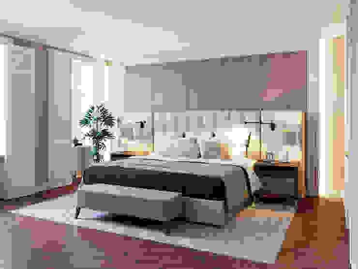 VICKY BED ITALIANELEMENTS BedroomBeds & headboards