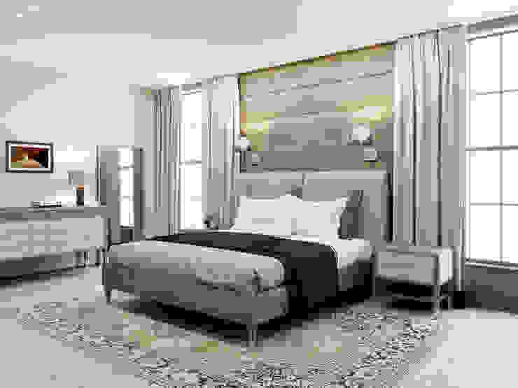 SILERLINE BED ITALIANELEMENTS BedroomBeds & headboards