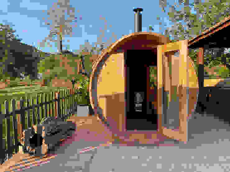CASÁRBOL Sauna Solid Wood