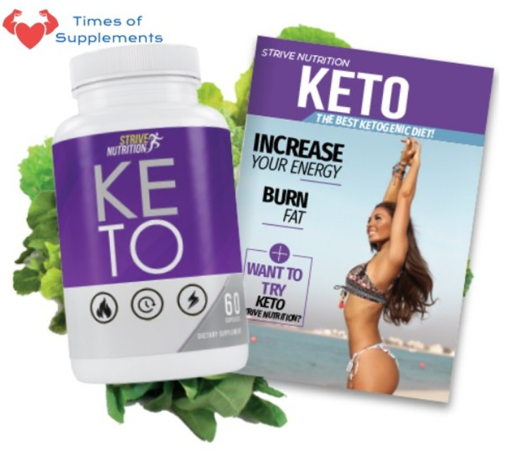 What Exactly Is Strive Nutrition Keto? Strive Nutrition Keto Reviews