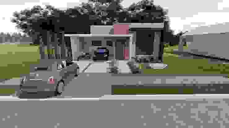 AP Arquitetura Ecoeficiente Single family home